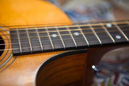 keynote: acoustic guitar body