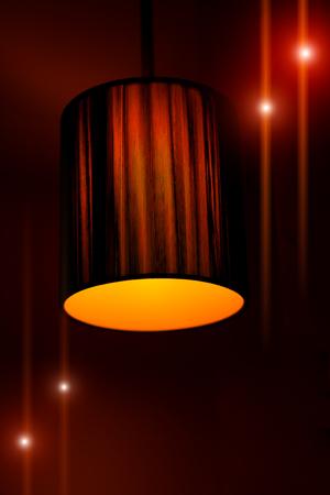 cilinder: interior night light