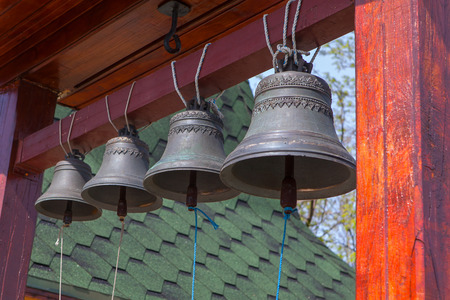 sonorous: hanging church bells