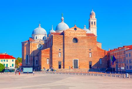 Basilica of Saint Anthony of Padova Stok Fotoğraf