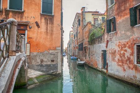 Old construction of Venice , the Floating City Reklamní fotografie