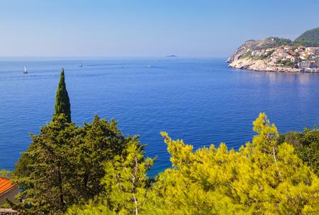 The amazing Croatian Adriatic sea