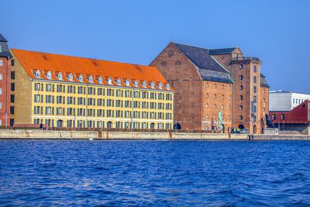 Den Kongelige Afstobningssamling , art gallery in Copenhagen Stock Photo