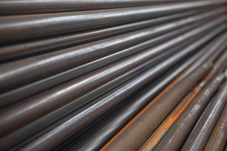 industrial pipes background , steel tubes 版權商用圖片