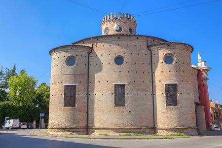 Parrocchia della Madonna Addolorata al Torresino in Padua , Italy