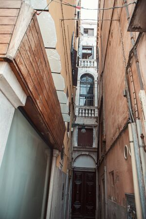 old city street of Venice