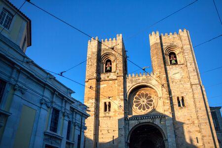 Lisbon Cathedral Roman Catholic church in Portugal