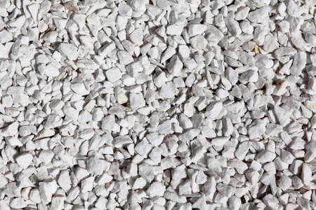White decorative stones . Natural Marble Background Stockfoto