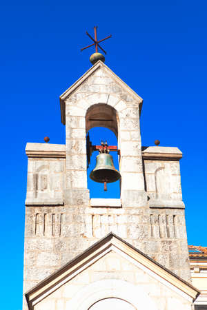 Medieval Bell tower of muslim mosque