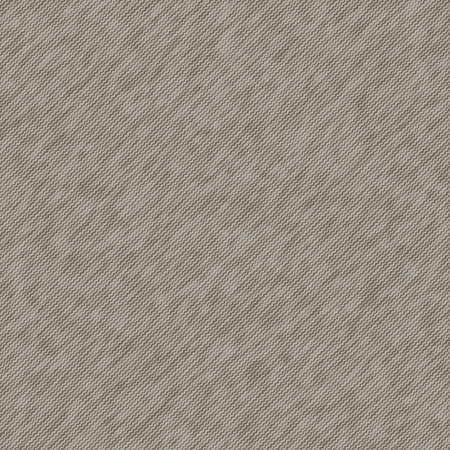 Texture brown knitted melange fabric, vector background Vettoriali