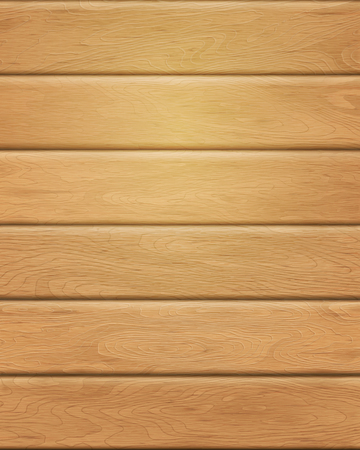 linoleum: Natural wood texture, realistic wooden background, vector