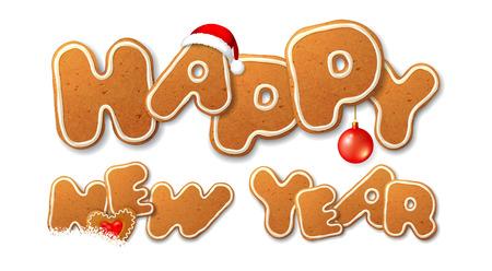 year greetings: Happy New Year.