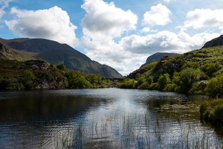 Gap Of Dunloe Taken In August. Killarney, Co Kerry, Ireland