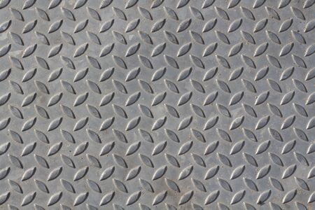 shiny floor: Seamless metal texture, Table of steel sheet. Stock Photo