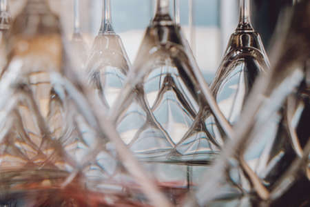 martini glasses: Martini glasses