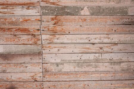 Brown Wooden wall texture abstract background. wood texture close-up Imagens