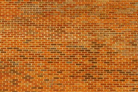 Large grungy brick wall
