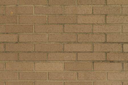 close up on beige bricks