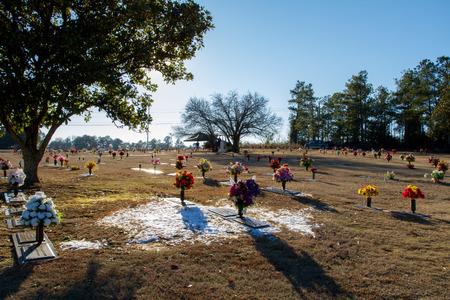 cemetery in Phenix City, Alabama