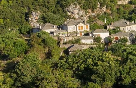 Located in Zagoria, North of Greece