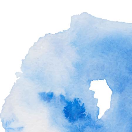 sfondo acquerello: Astratto acquerello. Vettoriali