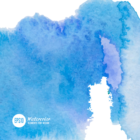 splash page: Abstract watercolor background.