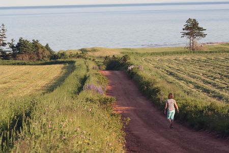 edward: Prince Edward Island,Canada,Atlantic Stock Photo