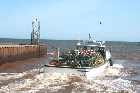 Lobster Boats photo