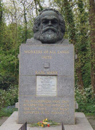 karl:  Karl Marx                               Stock Photo