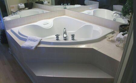 Whirl Pool Tub Фото со стока