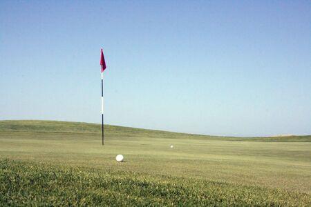 Golf Flag photo
