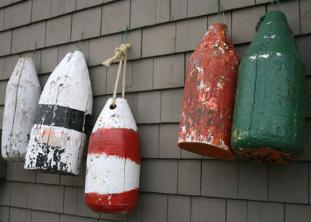 maritimes: Fishing Buoys