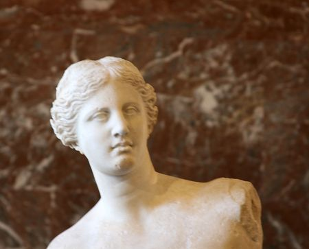 plaster cast: Venus de Milo