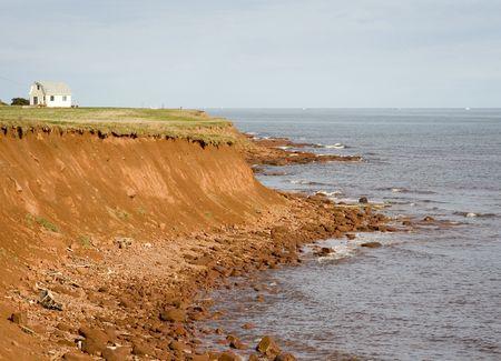 Prince Edward Island Shoreline photo
