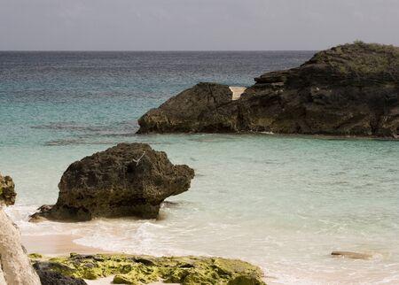 bermuda: horseshoe beach bermuda