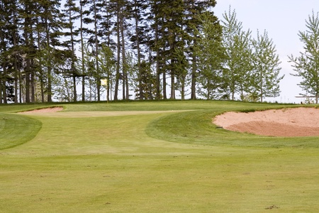Golf Green photo
