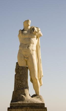 escultura romana: Parcial de la escultura romana