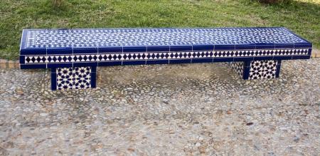 Ceramic Bench