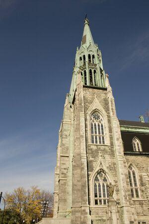 church steeple: Church Steeple Archivio Fotografico
