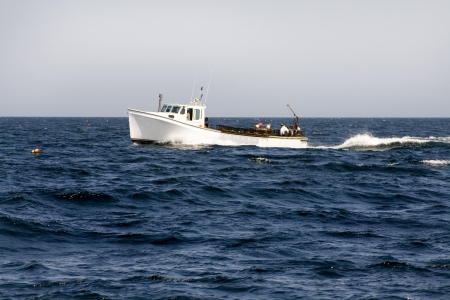 lobster boat: Lobster Fishing Boat