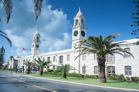 clocktower: Bermuda Clocktower