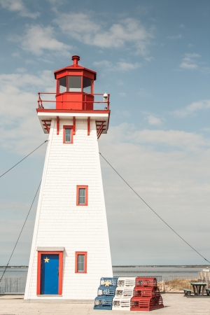 Acadian Lighthouse
