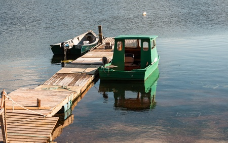 green boat: Green Boat