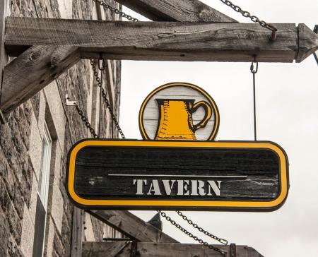 Tavern Sign photo