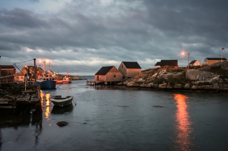 Sunrise Peggy s Cove
