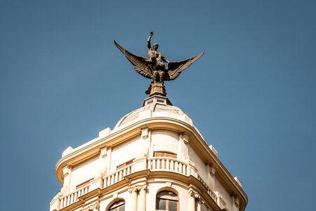 winger: Winger Statue