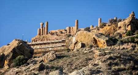 agrigento: agrigentro ruins