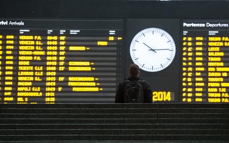 board: Schedule board