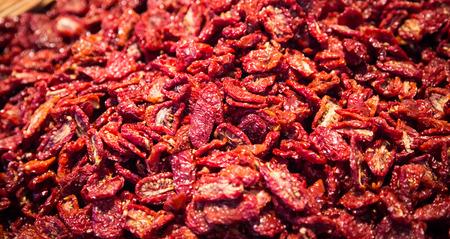 sun dried: sun dried tomatoes