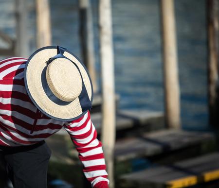 gondoliers: gondoliers hat